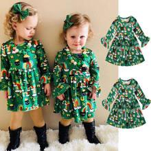 c66cb72cc0173 Toddler Green Christmas Dress Promotion-Shop for Promotional Toddler ...