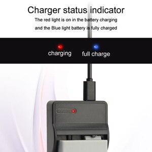 Image 4 - CGA S007 Battery Charger for Panasonic Lumix DMC TZ1 DMC TZ2 DMC TZ3 DMC TZ4 DMC TZ5 DMC TZ11 DMC TZ15 DMC TZ50