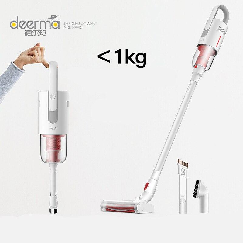 Xiaomi mijia Deerma aspirateur sans fil VC20 aspirateur à main sans fil aspirateur muet aspirateur pour maison et voiture intelligentes