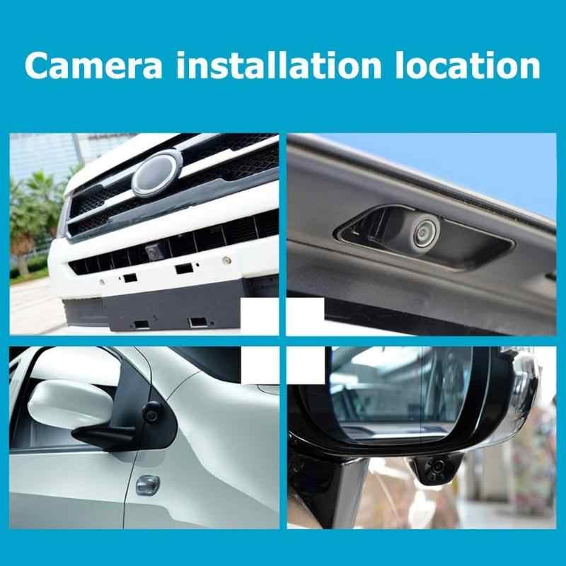 VODOOL Универсальный 360 градусов птица вид панорама 720 P Автомобильный dvr рекордер объемный заднего вида реверсивная система парковки с 4 камерами