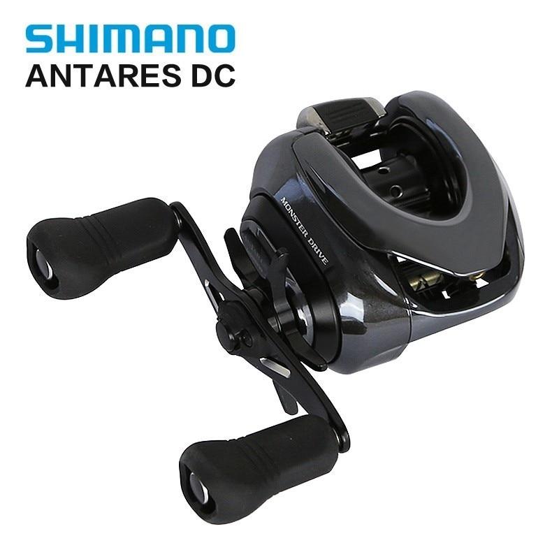 Shimano ANTARES DC MD XG Baitcasting Fishing Reel 7 8 1 11BB Max Drag 6kg 235g