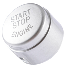 Brand New 1x Start Stop Engine Switch Button Cover with Tools For BMW 1 2 3 5 6 7 Series X1 X3 X5 X6