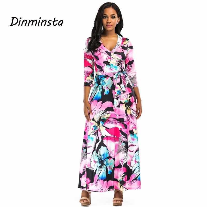 ae09e2a8757e6 Detail Feedback Questions about Dinminsta Long Sleeve Maxi Dress ...