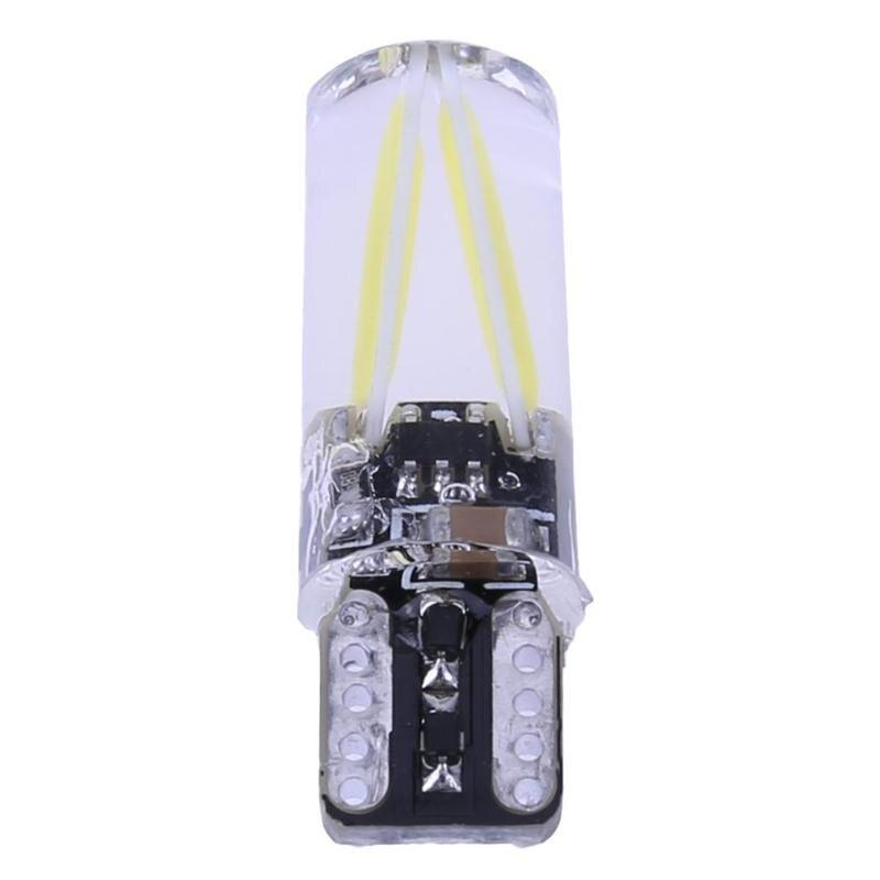 1Pc 1.5W Car Auto LED Blub Reading Lamp White Bulb T10 Side Wedge Light DC8-28V