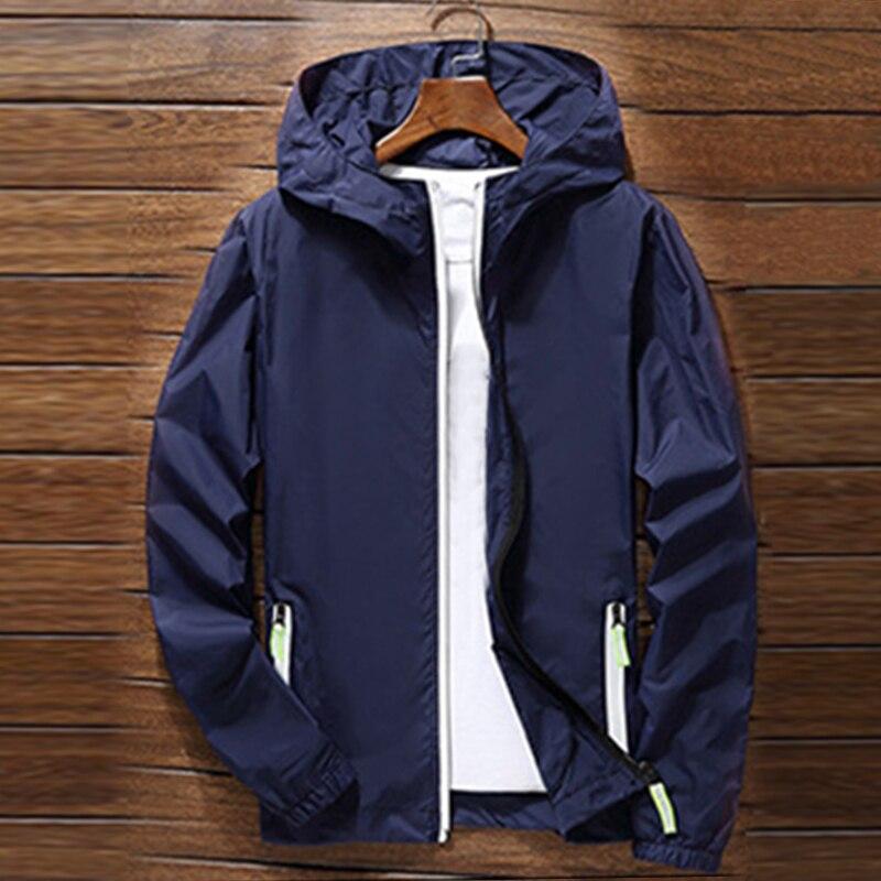 Men's Windbreaker Jackets