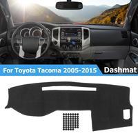 Dashmat Palas para o Sol do carro Tampa Do Dashboard Pad Traço Mat Para Toyota Tacoma 2005-2015