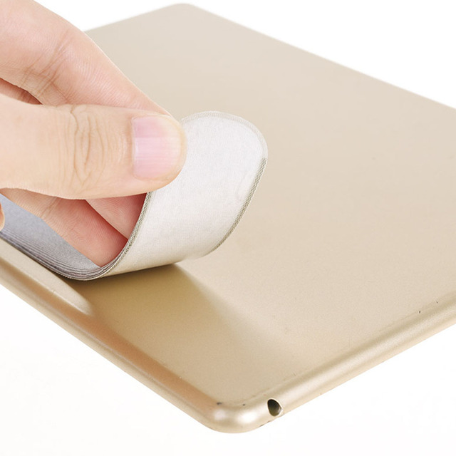 1 pcs Adesivo Tablet Macio Lápis Caneta Titular Manga Para Apple IPad Protetor Caso Durável Bolsa Adesiva 22*3 cm