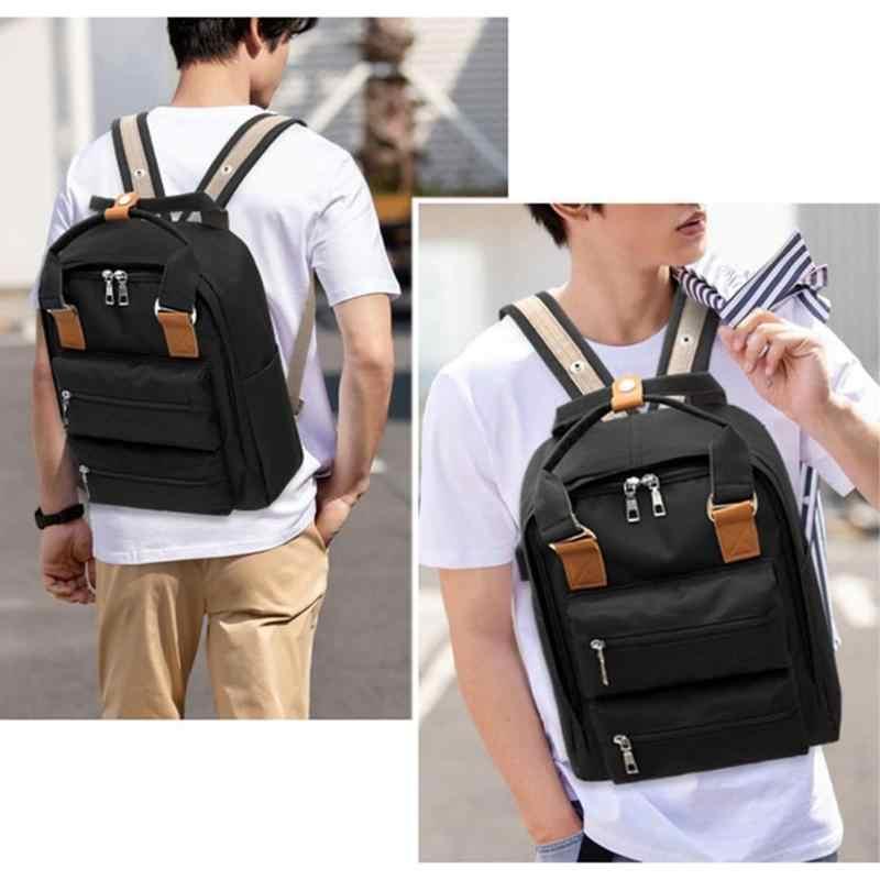 Унисекс водостойкие сумка для ноутбука Деловые противоугонные рюкзаки usb зарядка путешествия женские мужские наружные большие емкости сумка на плечо