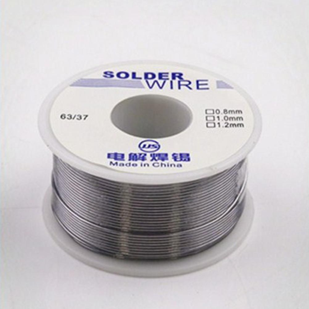 Image 4 - Solder Wire 1.0mm/0.8mm  Flux Rosin Core Weldring Tin Lead  weilding wire-in Welding Wires from Tools