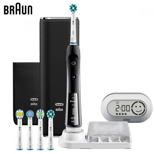 Электрическая зубная щетка Oral-B PRO 7000 SmartSeries D36.555.6X