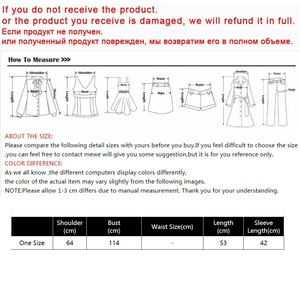 Image 2 - PEONFLY Cardigans Women Long Sleeve Sweaters Winter Casual Loose Cover up Tops Autumn Female Solid Wool Warm Sweaters Fashion