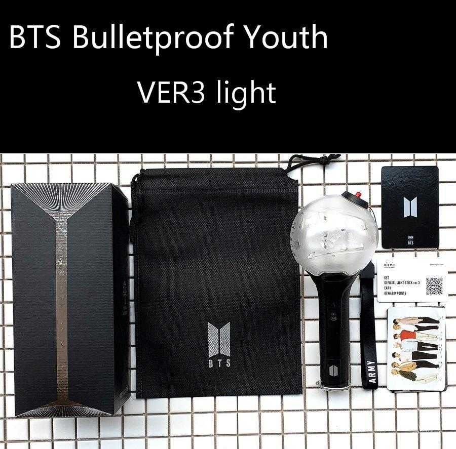 Bomb Lamp ARMY Bomb Concerts Respond To Aid Lamp Three Generation VER.3 light stick official bts accessories case album kpop