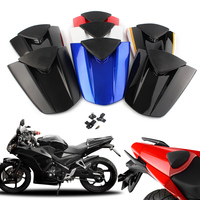 Motorcycle Rear Pillion Passenger Cowl Seat Back Cover Fairing Parts For Honda CBR300R CB300F 2014 2015 2016