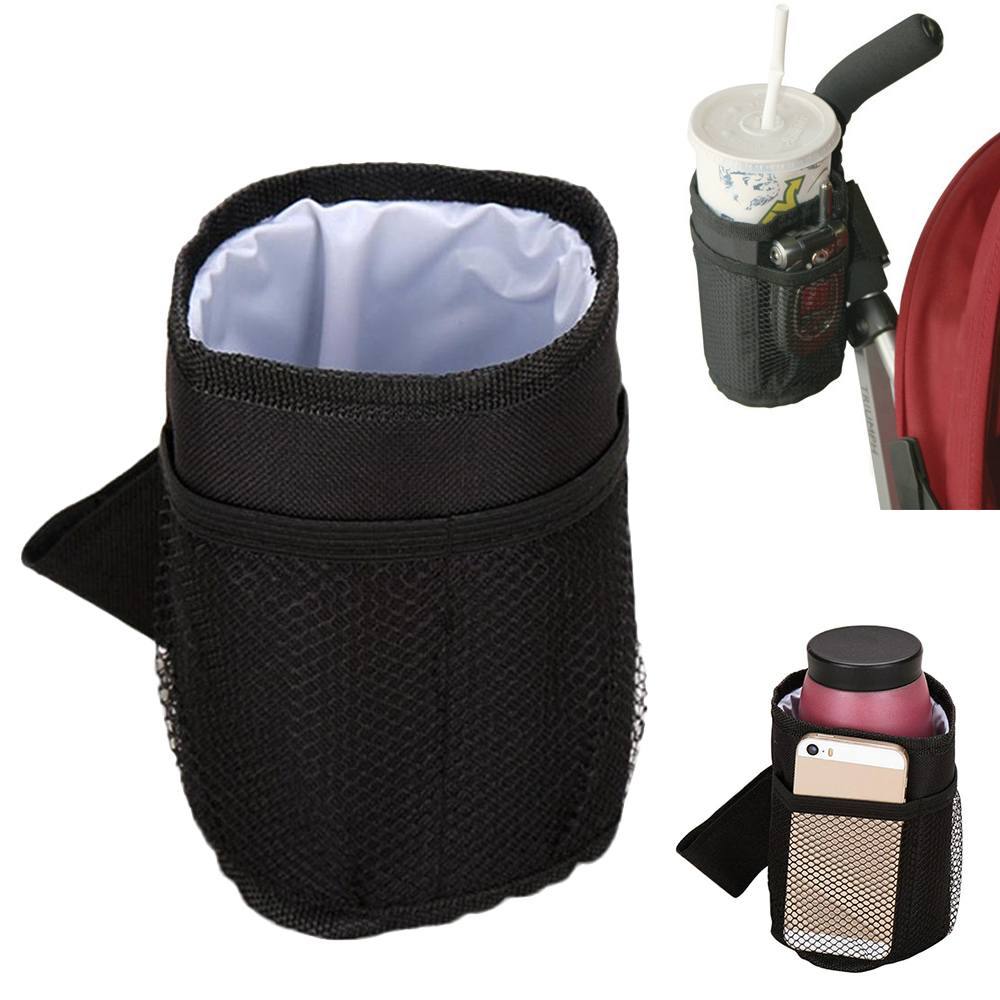 New Arrival Thermal Insulation Stroller Bag Waterproof Design Mug Cup Bags Buggy Bags Baby Diaper Organizer Changing Bags