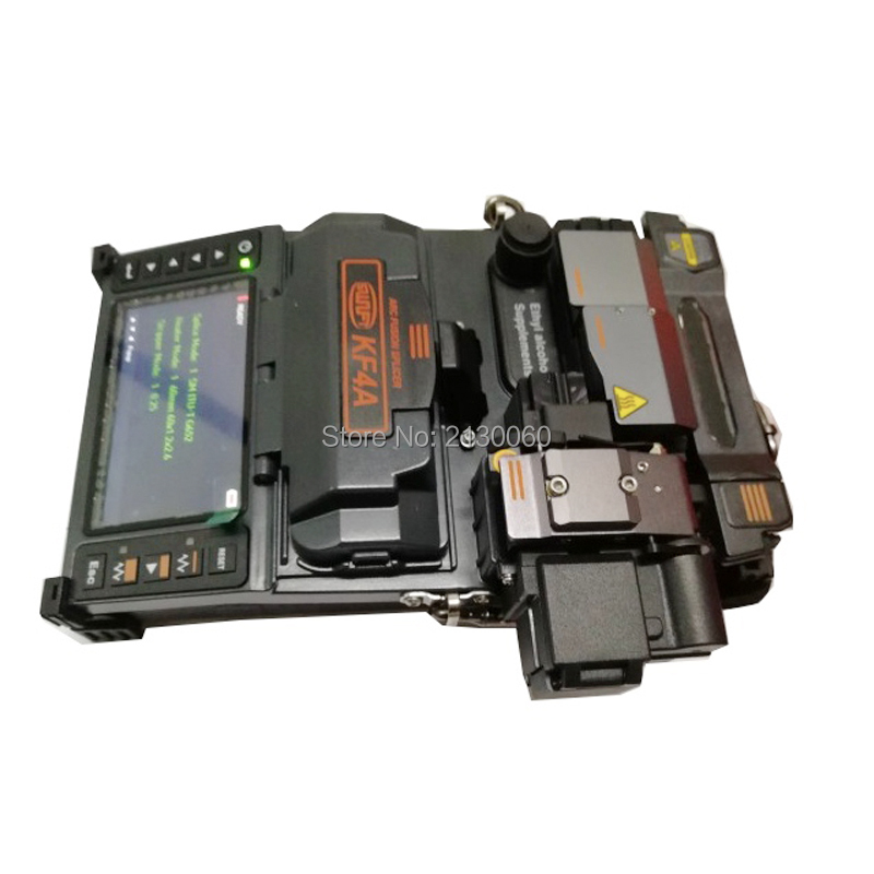 <font><b>ILSINTECH</b></font> Active Cladding Alignment, ALLINONE+ SWIFT KF4A Fusion Splicer/Splicing machine image