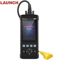 Старт X431 CReader 801 автомобильный диагностический сканер Авто диагностический инструмент CR801 полный OBDII OBD2 кодовый считыватель штрих кода с мас