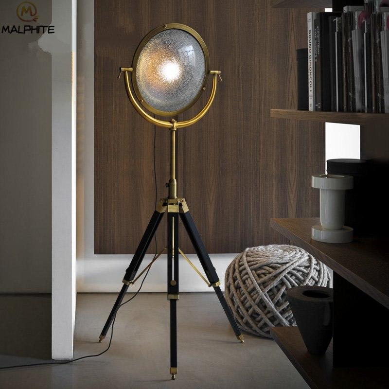 Floor Lights Vintage Decor