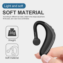 H500 Bluetooth V5.0 Drive Earphones Wireless Hook Design Comfortable Mobile Phone Alternate Earbud For Left/Right Ear Headset