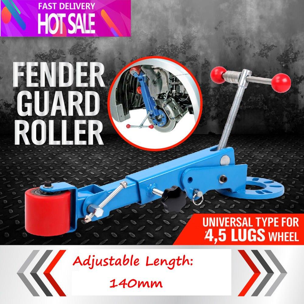 Rouleau bleu pour Fender Réforme L'extension Outil Roue Rouleau Torchage Ancien Lourd Pièces De Machines à bois - 2