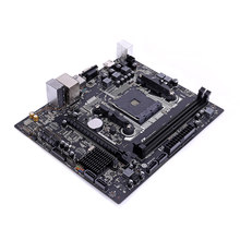 Colorful C.A320M-K PRO V14 iGame Motherboard Gaming Mainboard for Socket AM4 DDR4 USB3.0 SATA3.0 6Gb/s(China)