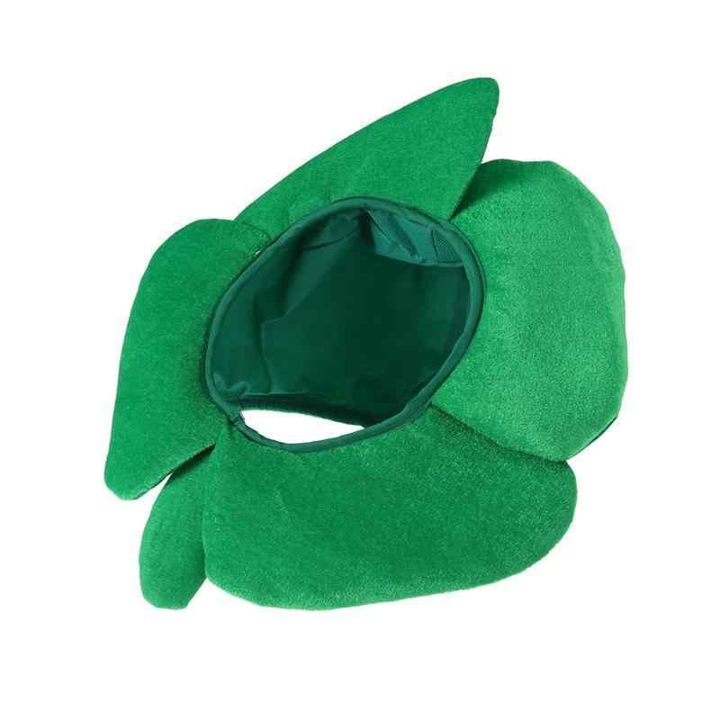 El Día De San Patrick Irlandesa Shamrock Sombrero Irlanda St Patrick Vestido De Lujo Traje Accesorio Para Decoración De Fiesta