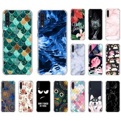 Phone Case For Samsung Galaxy A50 Stylish Design Colorful Painted Anti-falling Back Phone Cover