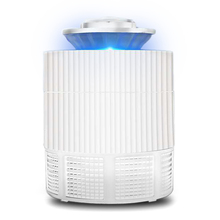 5W LED Mosquito Killer Lamp USB electric Insect Photocatalysis mute zapper Trap Light for Outdoor Camping Home Office