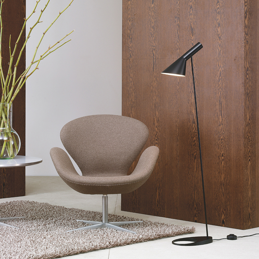 Postmodern Designer Adjustable LED Floor Lamp Living Room Studio Standing Lamp Bedroom Bedside Decorate Stand Lighting Luminaire in Floor Lamps from Lights Lighting