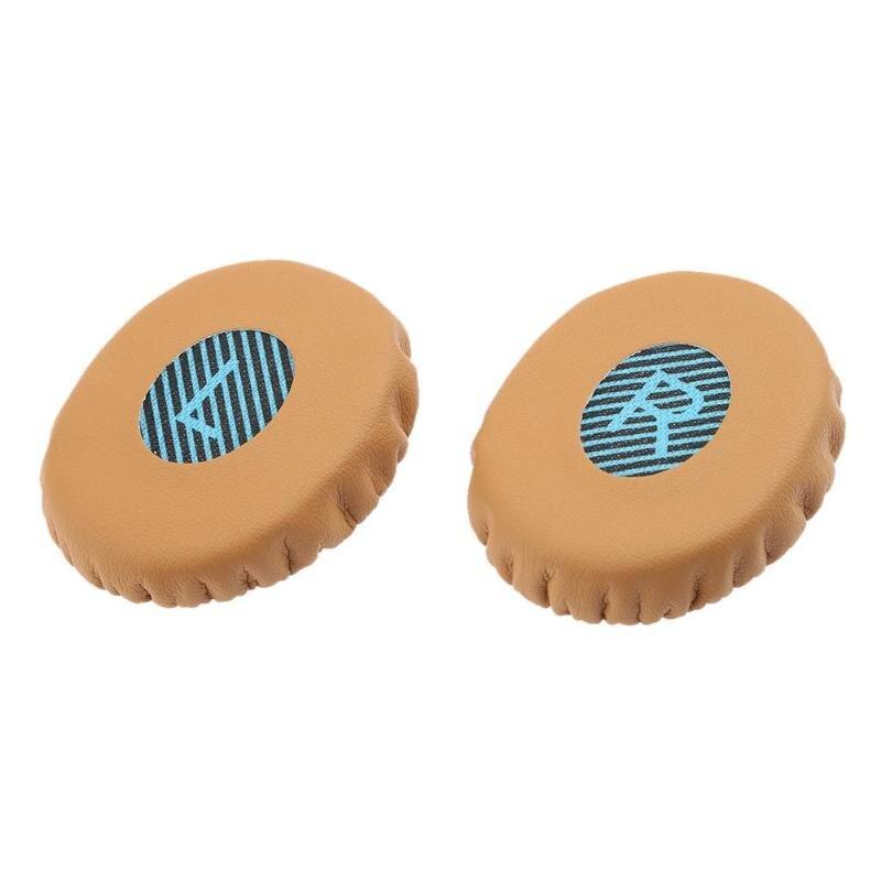 2pcs Replacement Ear Pads Earmuffs Cushions Earpad Covers for Bose OE2 OE2I SoundTrue Headphone