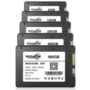 Image 1 - Wooacme W651 SSD 120 GB 240 GB 480 GB 2.5 אינץ SATA III SSD הפנימי