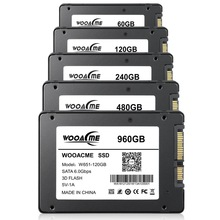 Wooacme W651 SSD 120GB 240GB 480GB 2.5 inch SATA III SSD Notebook PC Internal Solid State Drive kingdian msata mini pcie 60gb 120gb 240gb ssd solid state drive 30mm50mm m200 60gb