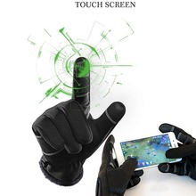 VIM Outdoor Unisex Winter Thermal Sports Waterproof Windproof Touch Screen Gloves Cycling Motorcycle Ski Warm