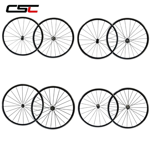Super Light Only 1235g/Pair 700C Kinlin XR200 Aluminum Wheelset 22mm Clincher Wheels