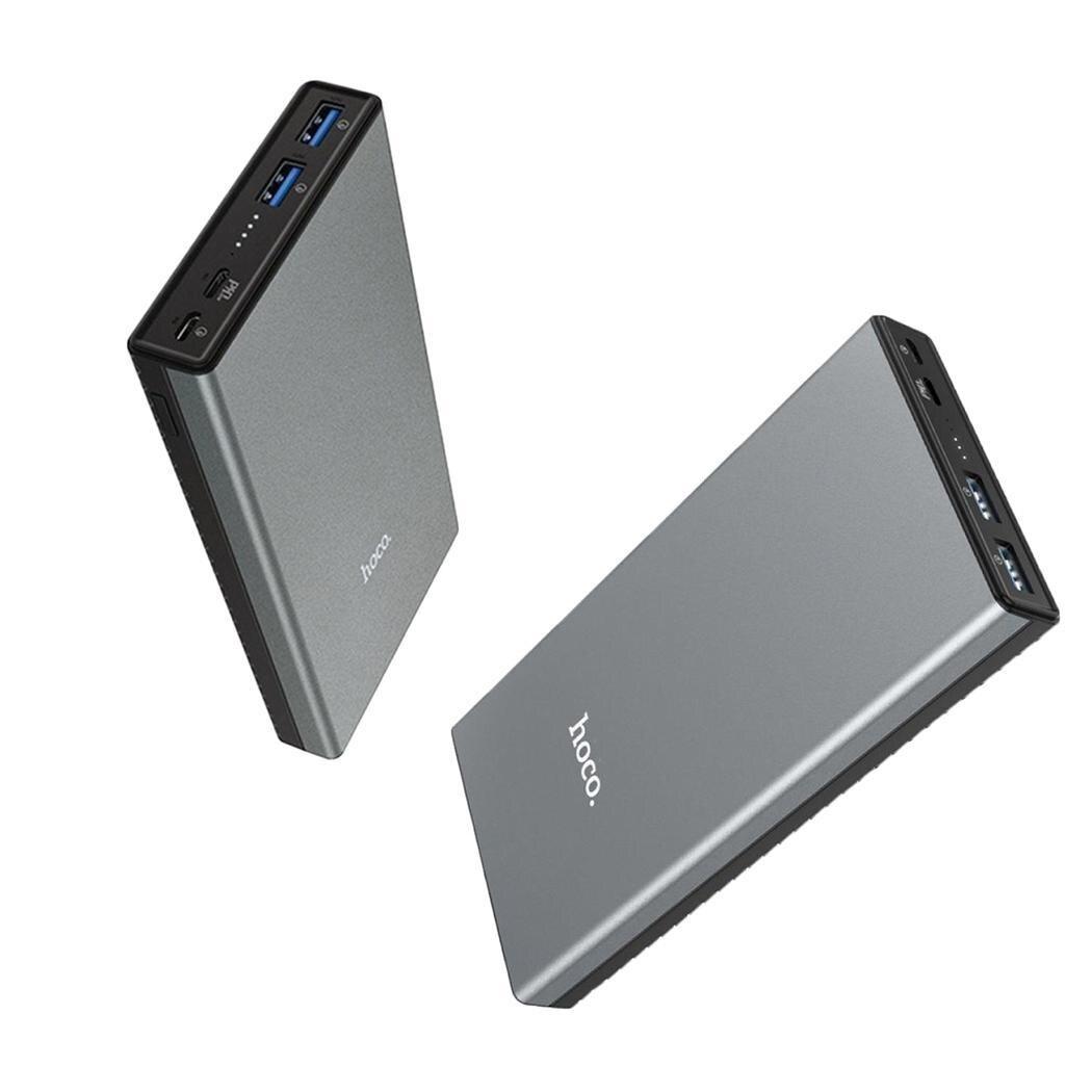 HOCO 30000 mAh batterie externe 18 W USB Batteries externes QC3.0 PD deux voies rapide charge rapide Powerbank LED affichage pour iPhone Xiaomi