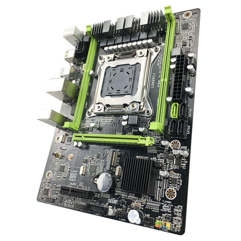 X79 M2 Motherboard Lga2011 Atx Usb3 0 Sata3 Pci E Nvme M 2 Ssd Support Reg