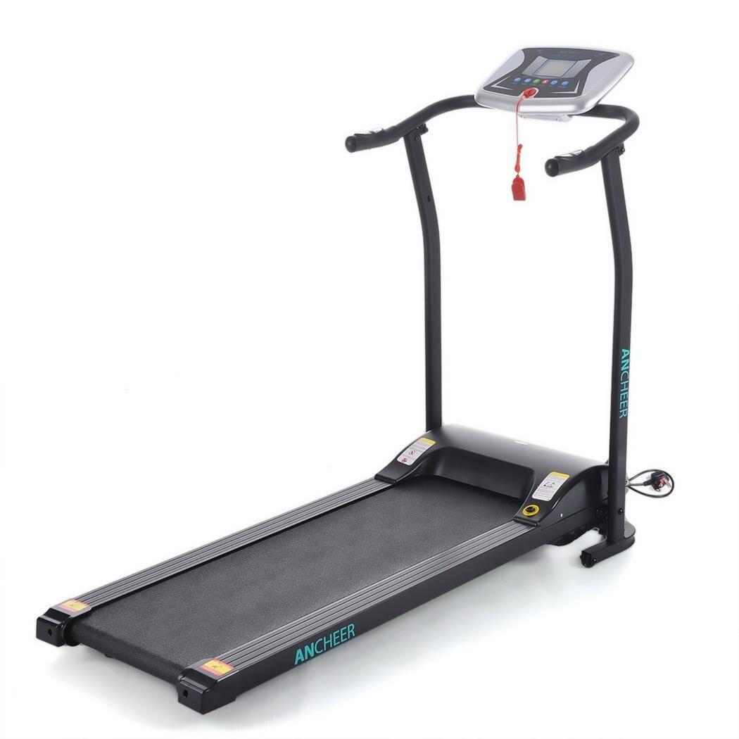 2019 nouveau tapis roulant électrique pliant entraînement mécanique en cours d'exécution Fitness tapis roulant équipement de Fitness Sport à domicile