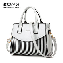 The New 2018.Female Bag Fashionable Single Shoulder Carry Female European and American Style Elegant