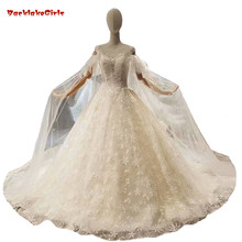 Sleeveless Bridal Gowns Backless Ball Gown Wedding Dresses