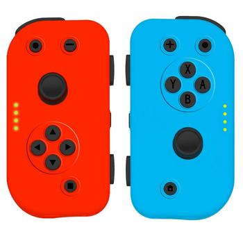 Wireless Left Right Game Controller Joy-Con Gamepad For NS Switch Console
