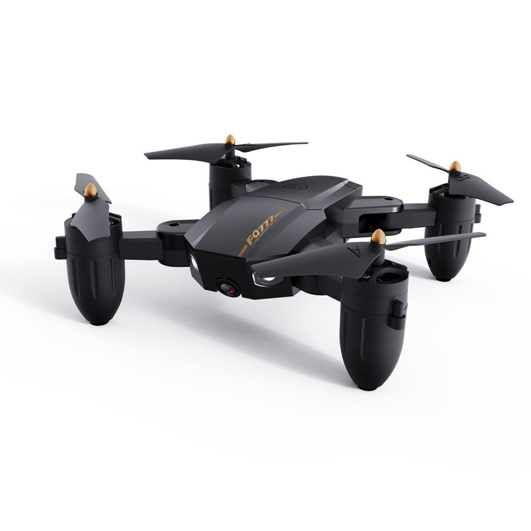 Mini Folding Quadcopter Drone Aerial Photography Remote Control Aircraft Toy