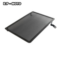Motorcycle Radiator Grille Guard Protective Cover For Ducati Multistrada 1200 MTS 1200 2010 2016