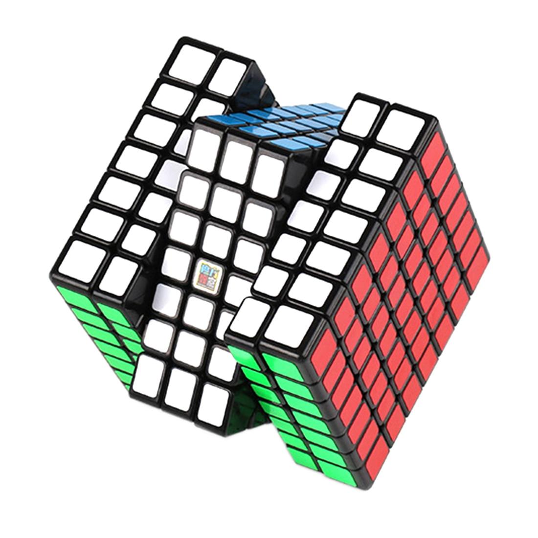 Nouvelle arrivée MF9310 Cubing salle de classe 2-7 étapes Cube magique ensemble avec emballage de boîte-cadeau pour la formation du cerveau - 5