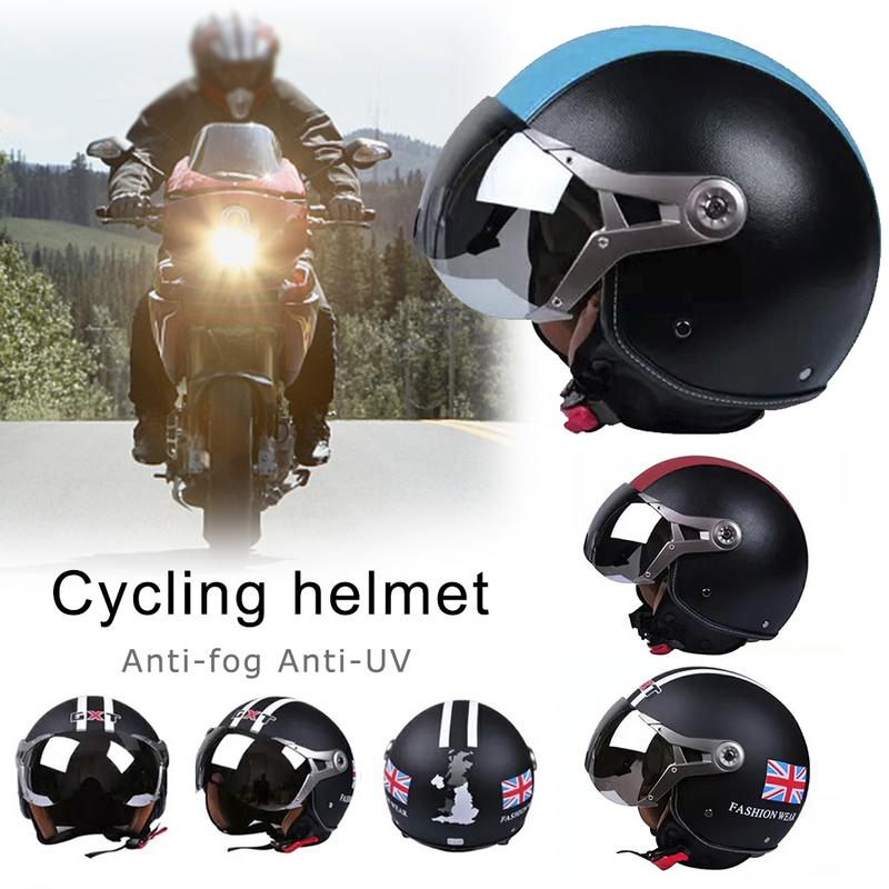 Accessoires de voiture casque de moto casque de véhicule électrique Protection UV casque de quatre saisons pour hommes et femmes