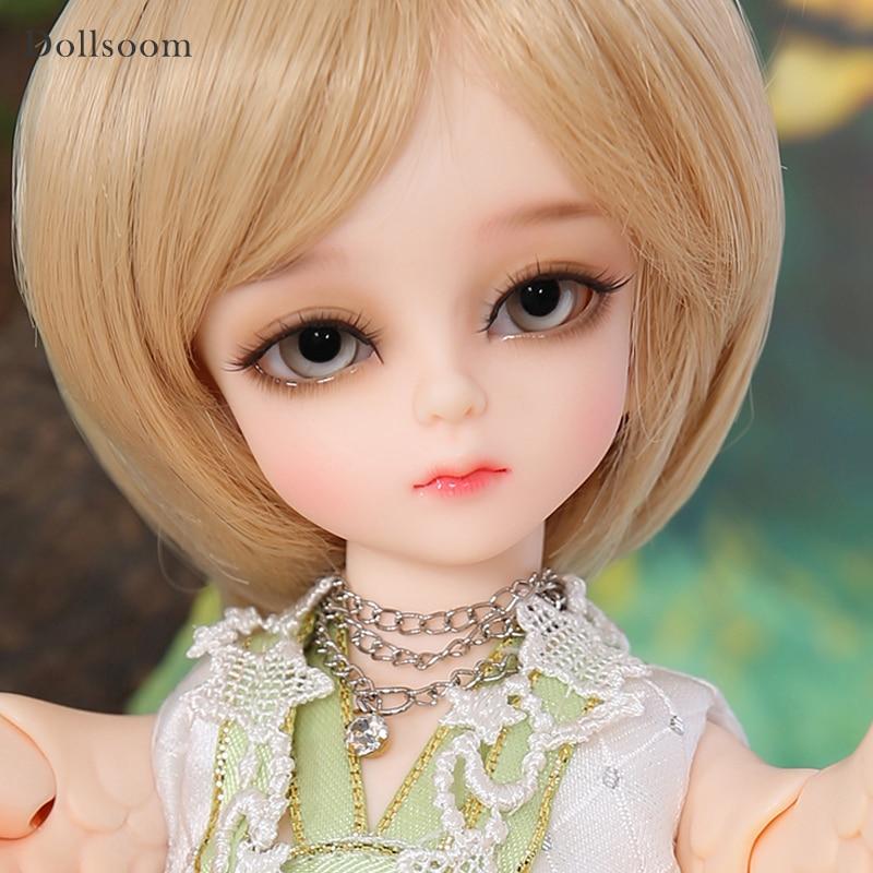 New Arrival Alk Yrie Doll BJD 1/6 Birdie Windie Eagle Elves Teenie Gem Mini Baby Fullset Option FANTANSY ANGEL