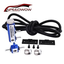 SPEEDWOW Universal Car Racing Manual Operation 1-30 PSI Turbo Boost Controller kit Adjustable High Quality