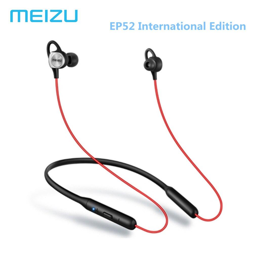 MEIZU EP52 International Édition Écouteurs Magnétique Neckband Stéréo Écouteurs Bluetooth Écouteurs