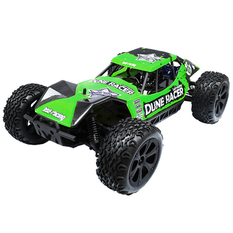 Hot Sales RC Car 1:10 4WD Off-Road Racing Cars Dune Racer Waterproof Dirt Bike 550 Brushed Motor 40A Brushed ESC Monster Truck new 7 2v 16v 320a high voltage esc brushed speed controller rc car truck buggy boat hot selling