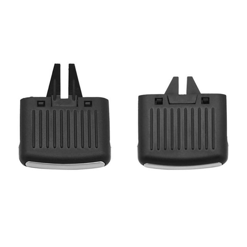 Черный ABS зажим на переднее вентиляционное отверстие для кондиционера A/C держатель на вентиляционное отверстие Tab зажим Ремонтный комплект для VW Sagitar Высокое качество автозапчасти
