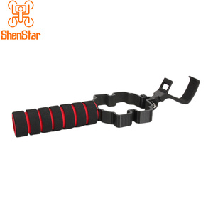 Image 2 - Drone Modified Kit Handheld Gimbal Stabilizer Vertical Shooting Phone / Remote Clip Holder Bracket for DJI MAVIC 2 PRO Zoom PTZ