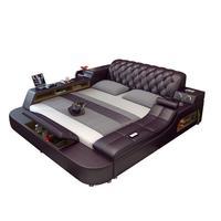 Tingkat Quarto Yatak Odasi Mobilya Infantil Letto A Castello Mobili Ranza Leather Moderna Cama Mueble bedroom Furniture Bed